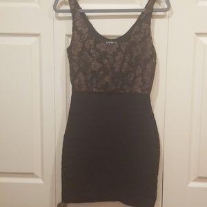 Express Bodycon Mini Dress